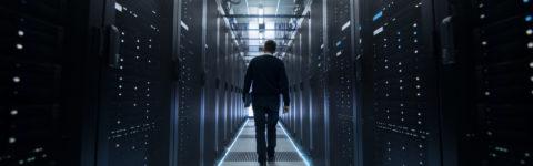 Hier kommt nicht jeder rein: Datacenter