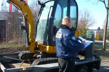 Sicherheit für Baustellen